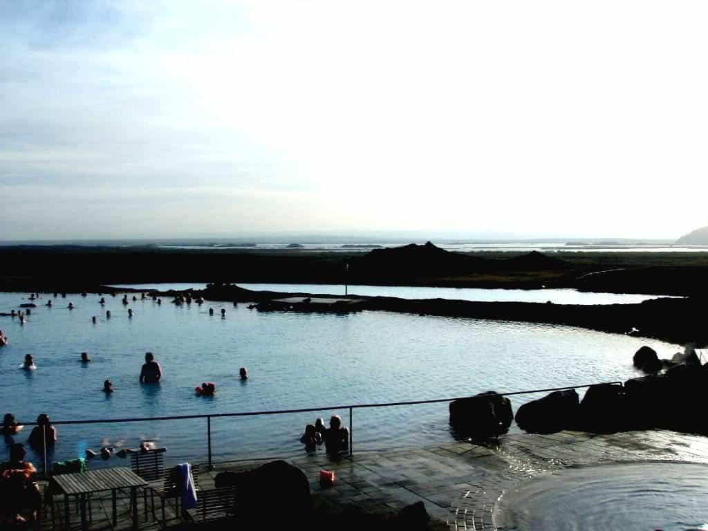 Myvatn natural bath