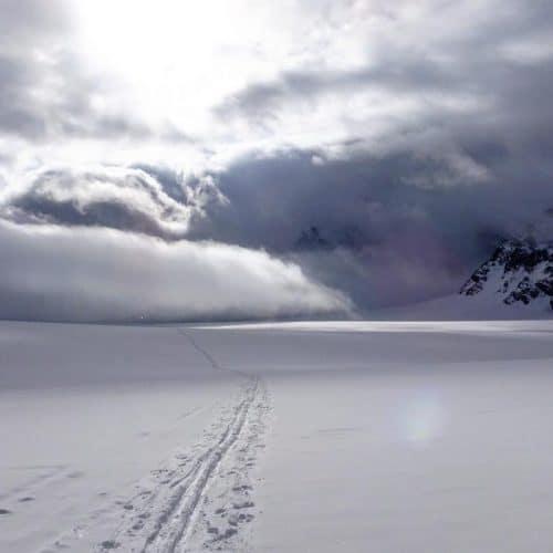 Sne-skitouring