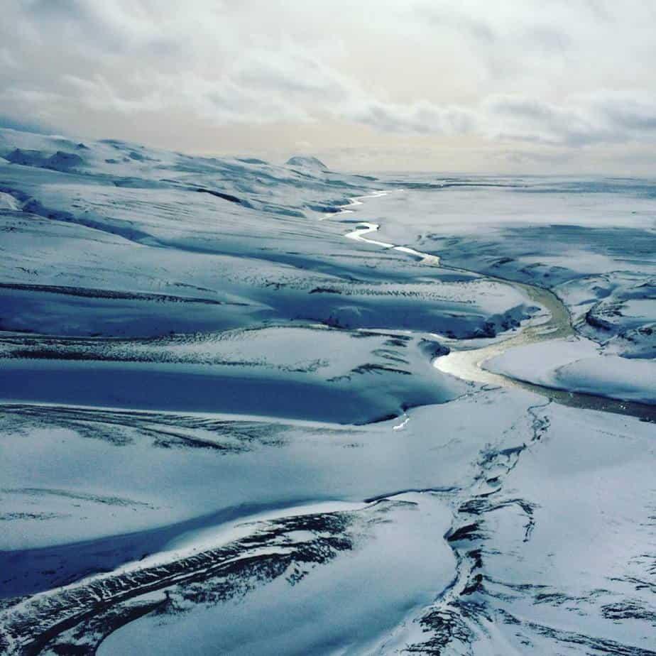Lagunen Jökulsárlón inkl. Gletsjer vandretur - Outside Travel