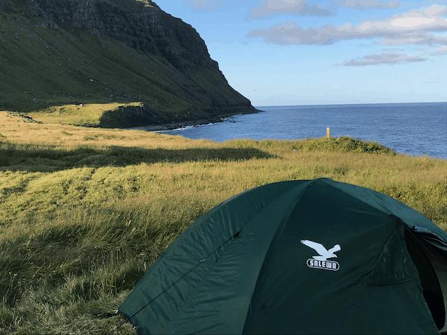 Telt-island-vandretur