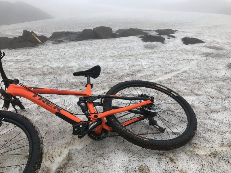Mountainbike Iceland