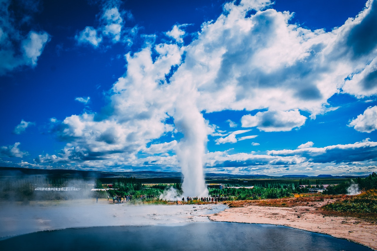 Geysir-Iceland