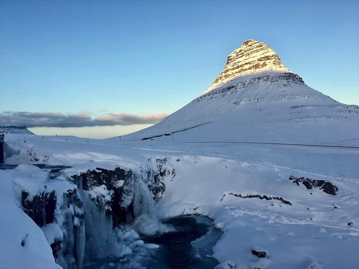 Kirkjufell Iceland - Outside Travel