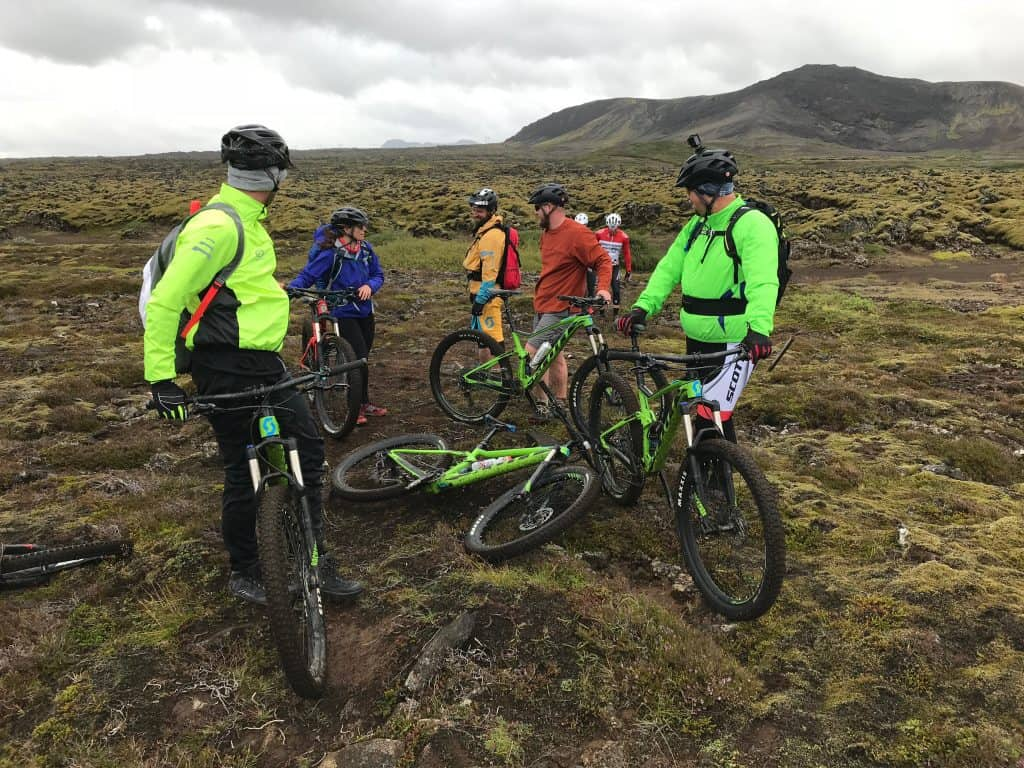 Mountainbiking-in-Iceland