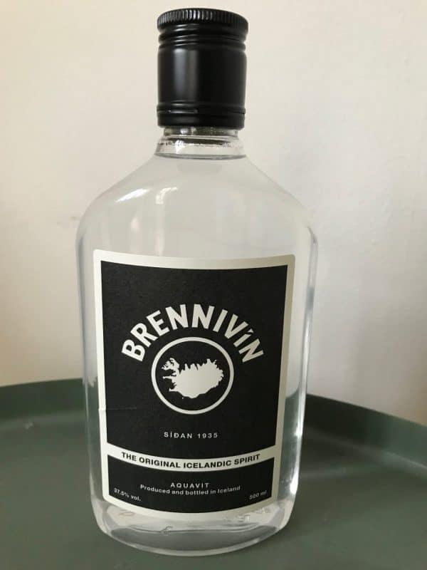 Icelandic Brennivin